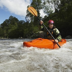 Kayaking Australia