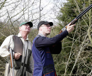 Clay Pigeon Shooting Birthday Parties