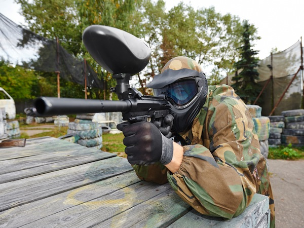 Paintball Colo Heights NSW,