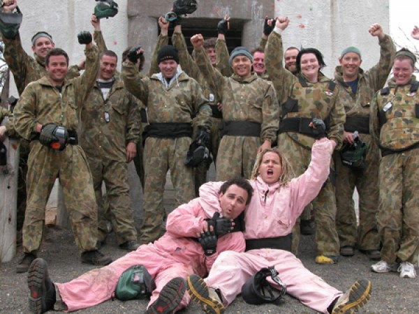 Paintball Anakie, Victoria, 0