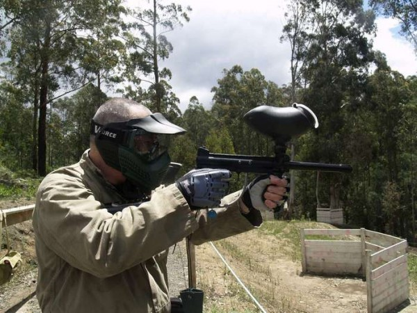 Paintball Rawson, VIC, 0