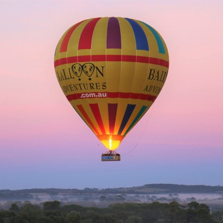 Hot Air Ballooning Barossa Balloon Adventure, 0