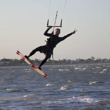 Kitesurfing Surf Connect Wind & Kitesurfing School Brisbane, 0