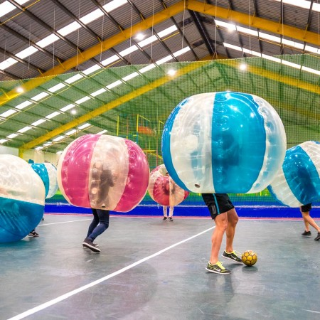 Bubble Football Eastern Indoor Sports Centre, 0