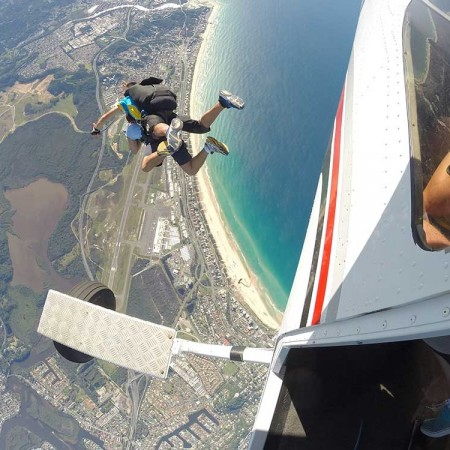 Skydiving Gold Coast, QLD,